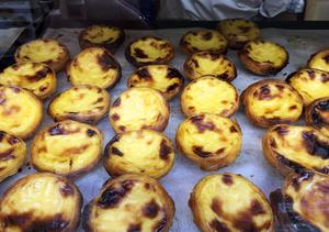 Pasteis de nata in Lisbon. Photo: Sarah O'Connor / Twitter / @sorchaoconnor