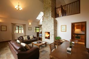 Mount Falcon's Woodlands Lodge, Co Mayo