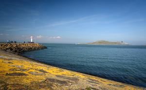 Ireland's Eye from Howth