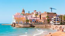 A feast for the eyes: Sitges