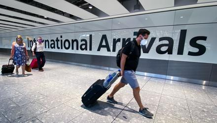 The Government is setting out rules regarding foreign travel (Aaron Chown/PA)