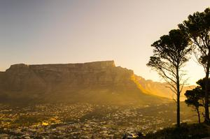 Table Mountain, Cape Town, South Africa. Photo: paul Muldoon / @muldoonpaul (Twitter)