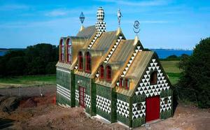 Holiday home design by Grayson Perry