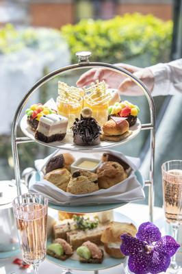 NCAD-inspired afternoon tea at The Westbury