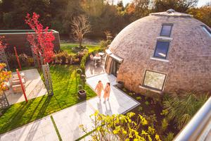 Galrgorm Resort & Spa - it's new Halo Dome is one of just five on earth