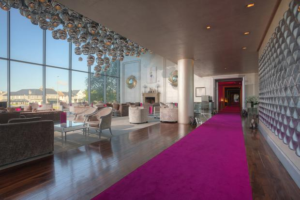 The g Hotel in Galway. Photo: Choice Hotels Group