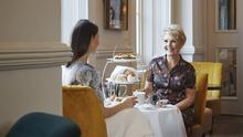 Afternoon tea at Galway's Hardiman Hotel