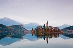 Lake Bled in Slovenia - Slovenia plans to issue €200 tourism vouchers to citizens