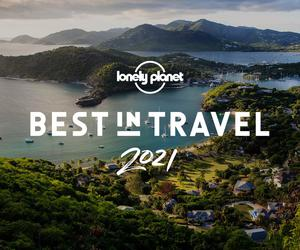Lonely Planet's annual 'Best in Travel' list