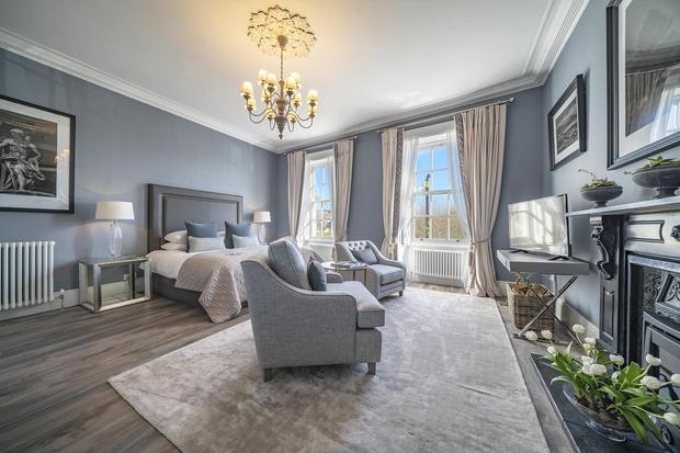 The Ireland Suite at Giles Norman Townhouse, Kinsale