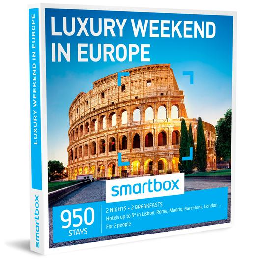 Smartbox - holiday ideas in a box