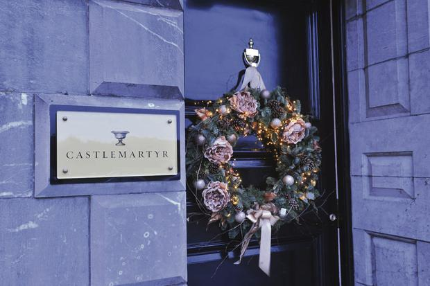 Christmas at Castlemartyr