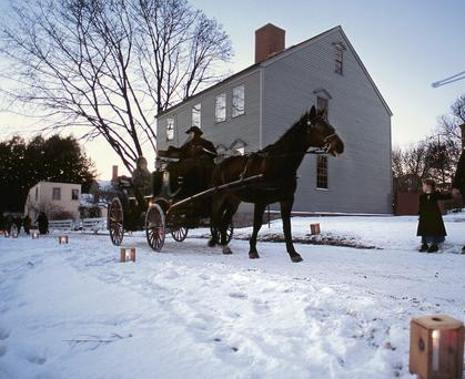 Picture perfect: The Strawbery Banke museum