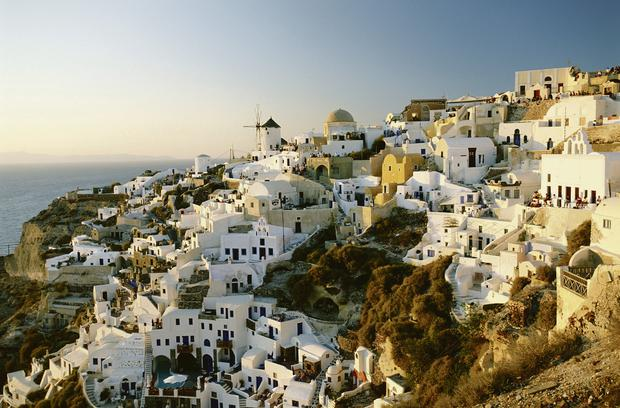 Cyclades Islands, Santorini