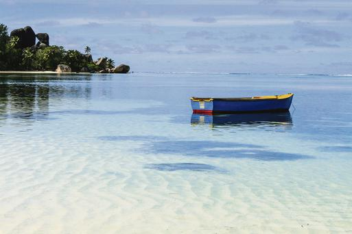 Retired Superintendent Liam Hogan helped set up a version of CAB in the Seychelles