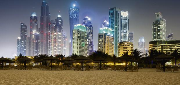 IMPRESSIVE: With its opulent hotels and magnificent facilities, the fast-growing United Arab Emirates city of Dubai is the perfect place to relax and enjoy the luxuries of life