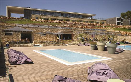 Below: Martinhal Beach Resort and Hotel on the Algarve is so family-friendly it has a baby concierge