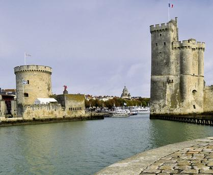 C'est Magnifique: A trip to the historic port of La Rochelle is a must when visiting this part of France.