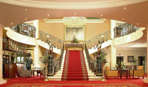 Big House effect: The reception of the Bridge House Hotel in Tullamore