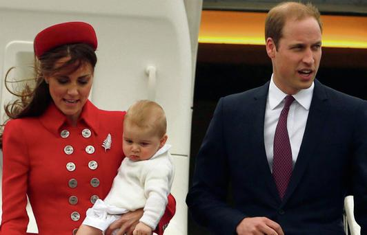 The royal trip to New Zealand is set to boost the country's tourism