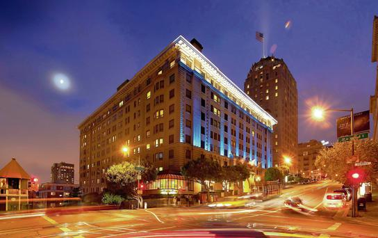 Specs Appeal: The Stanford Court Hotel is offering a Google Glass Explorer Package.