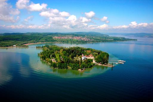 It shore is beautiful: Lake Constance is a romantic