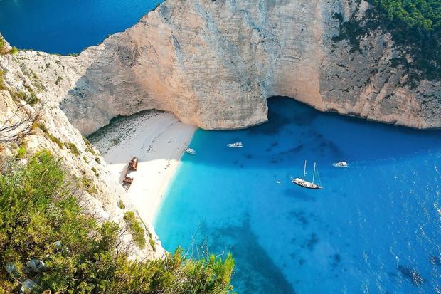 A to Zakynthos: Can you find the real Greek Islands on a