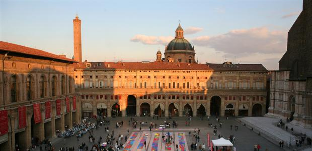 CAPITAL PLACE: Bologna, birthplace of Dante. Food is taken so seriously here that the churches close for lunch