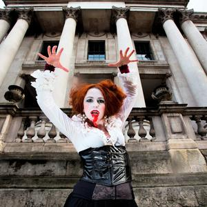 The Bram Stoker festival kicked off last night