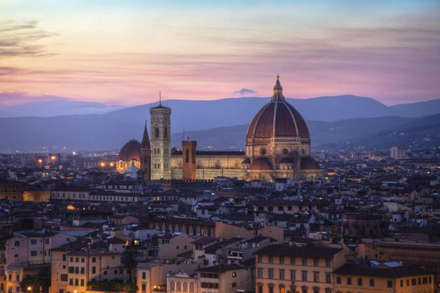 Timeless appeal: Florence is one of the most enchanting cities ever committed to stone, wood or mortar.