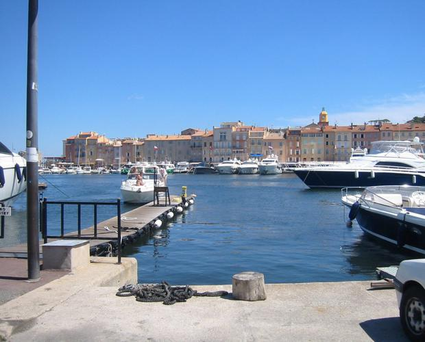 Blues: St Tropez was once a small fishing village, but although it has grown, it still retains its small village charm with petanque-playing locals and the ultra-wealthy yachts.