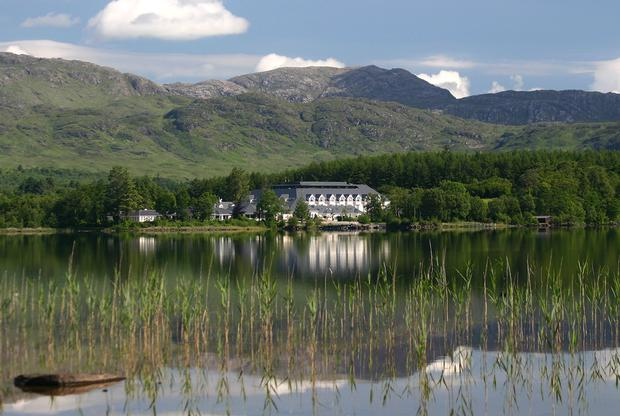 Harvey's Point - TripAdvisor's top hotel in Ireland for four years running.