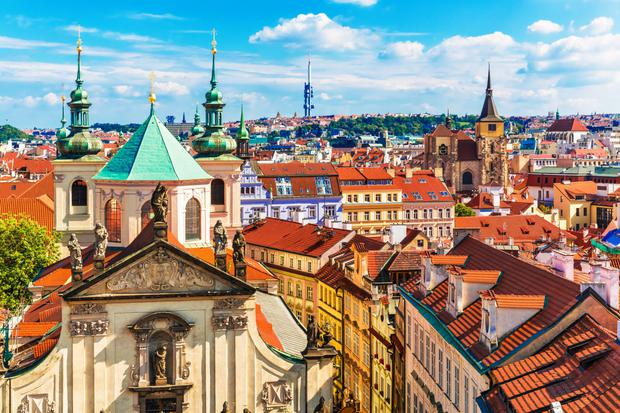 Cheap Lads Holidays >> Prague Forget Lads Holidays Here S A City To Fall In Love