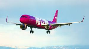 WOW Air - flying direct from Ireland to Iceland