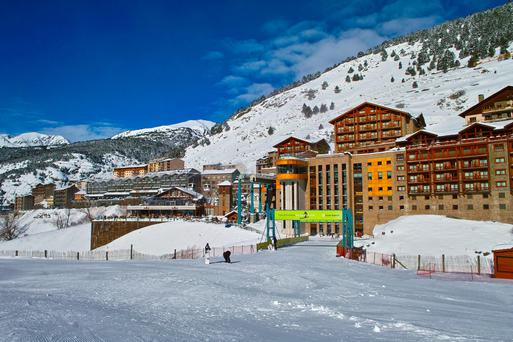 Andorra is a hybrid mini-state. Deposit Photos