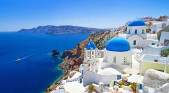 Santorini, Greek Cyclades