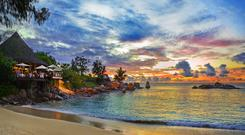 Seychelles is a utopia for watersports lovers.