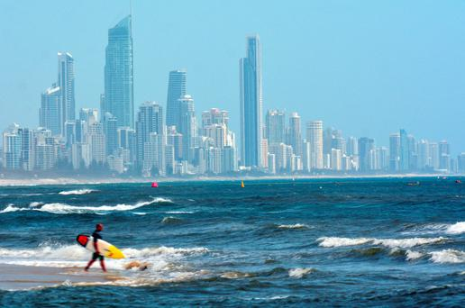 Gold Coast, Australia Photo: Deposit