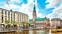 Hamburg, Germany. Photo: Deposit