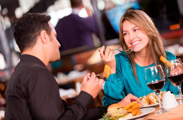First dates can be an awkward experience. Photo: Deposit