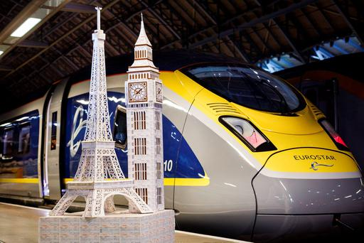 Eurostar: Photo by Tristan Fewings/Getty Images