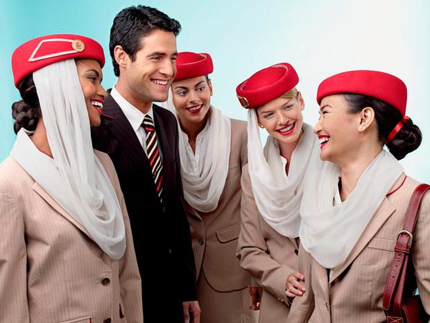 What S It Really Like To Be A Flight Attendant An Emirates