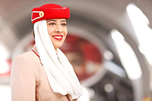 Emirates cabin crew: Hiring in Ireland