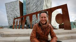 Tourism Ireland has teamed up with actor Richard E Grant and Smooth Radio to showcase the island of Ireland to British holidaymakers this year. Photo: Phil Smyth.