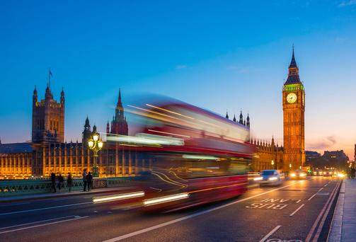 Big Ben and the UK Parliament in London. Photo: Deposit
