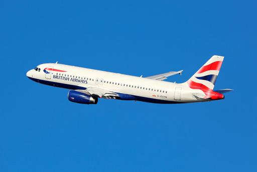 A British Airways Airbus A320. Photo: Deposit