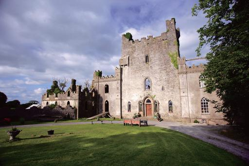 Leap Castle. Photo: Brian Morrison/Fáilte Ireland