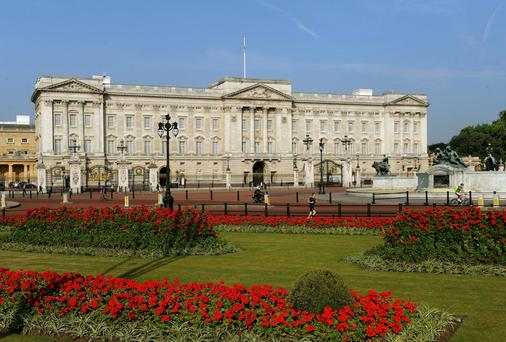 Buckingham Palace, Stock picture