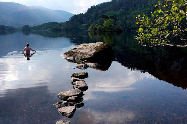 Wild Swimming: 10 of the most amazing outdoor swims in