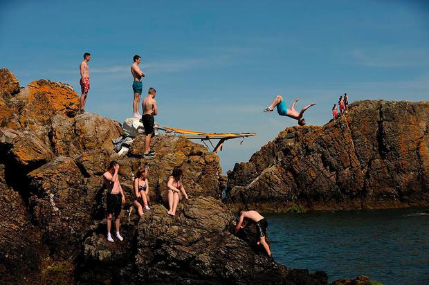Wild Swimming in Ireland - Howth 07.jpg